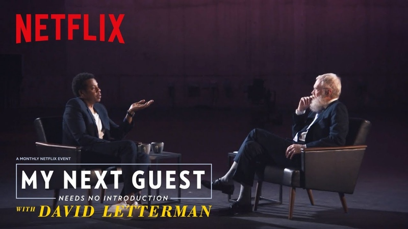 JAY-Z on Trump's America | My Next Guest Needs No Introduction with David Letterman | Netflix