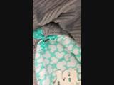 Плед и кокон гнездышко