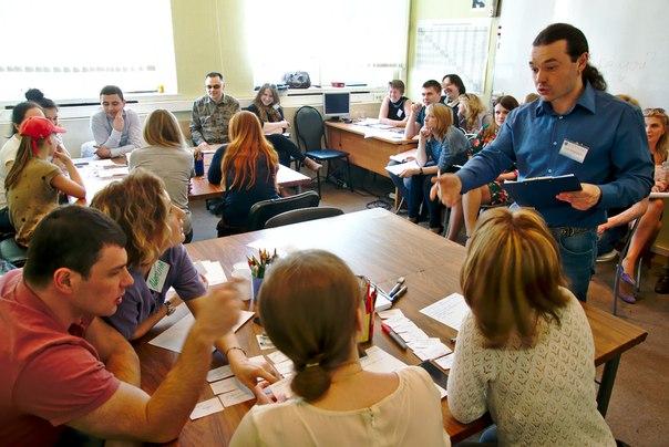 Определение соционического типа на групповом тренинге