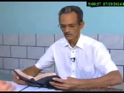 Pastor interpreta a bíblia errado para adulterar com a mulher do vizinho