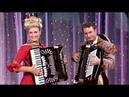 Jo-Ann Castle Myron Floren - The Jolly Caballero - with Bobby Burgess Barbra Boylan