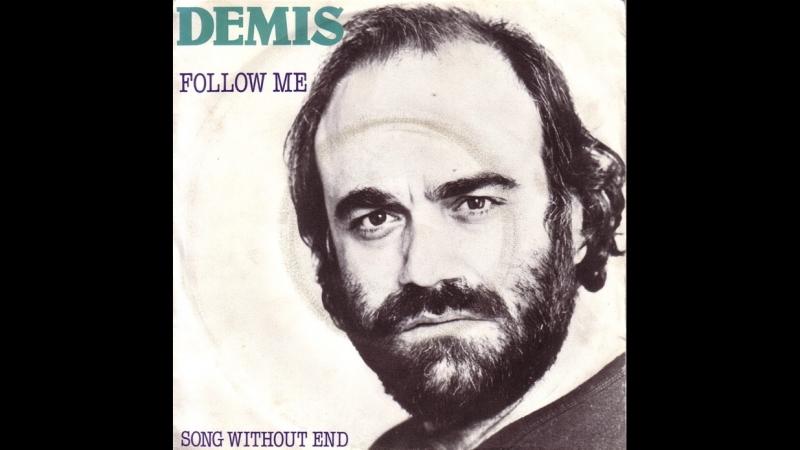 Demis Roussos - Follow me [1982, single]
