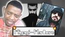 Реакция Американца Miyagi Marlboro Official Audio BUSTERKEATON