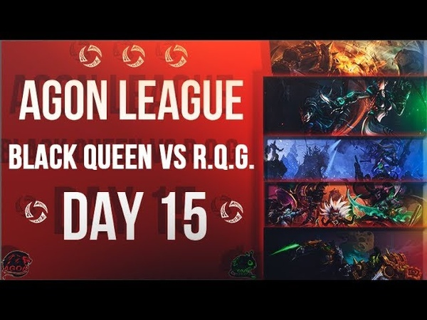 Black Queen vs RageQuit Gaming Round 2 (Group Stage)