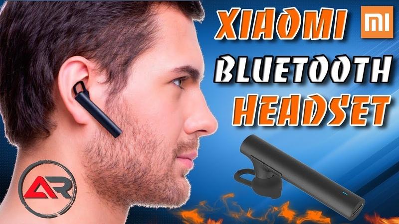 Гарнитура xiaomi mi bluetooth headset youth edition. Полный обзор настройка