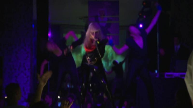 Lady Gaga - Just Dance (Richard Vission Extended Rework Remix) (Live @ Time Supper Club; Монреаль, Канада) (21 июня 2008)
