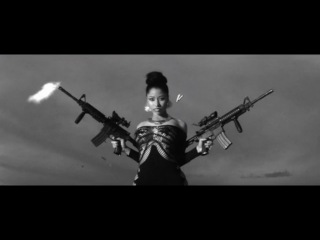 Nicki Minaj - Lookin Ass Nigga  (Official Video) HD http://vk.com/public53281593 КЛИПЫ