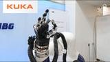Partner Highlight IBG Automation KUKA @ Hannover Fair 2018