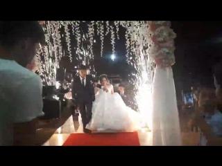 #weddingday #EркебалаДинара