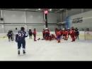 Хоккеист умер во время матча в Южном Бутове