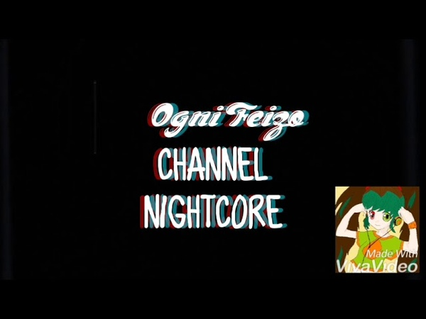 Electric Angel RUS Cover Nightcore by Ogni Feizo FireTale animation