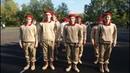 Команда юнармейцев Гимназии 5 вышла в финал игры Служу Отечеству