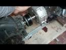 Стендовые испытание силовой установки для дрезины ТД-УМ.