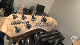 Ernie Ball Music Man - From the Vault Guitars EVH, Albert Lee, Spinal Tap, Steve Morse Prototypes