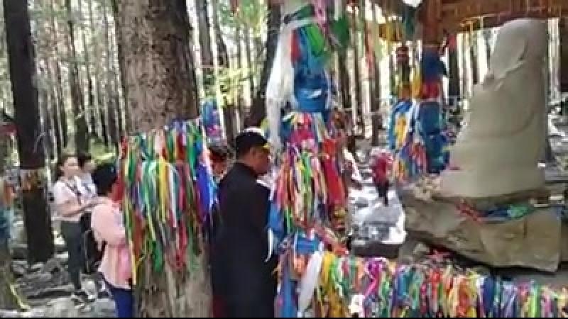 Гости из Кореи Буддисты их интересует буддизм и шаманизм в Бурятии Светлана Целовальникова