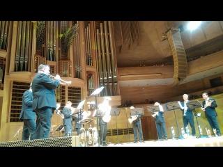 German Brass(Германия) - концерт в Москве (18.02.2017) 8
