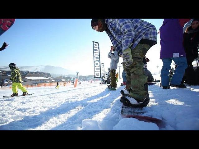 World Snowboard Day 2013 - Białka Tatrzańska