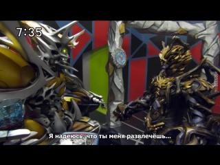 [dragonfox] Doubutsu Sentai Zyuohger - 46 (RUSUB)