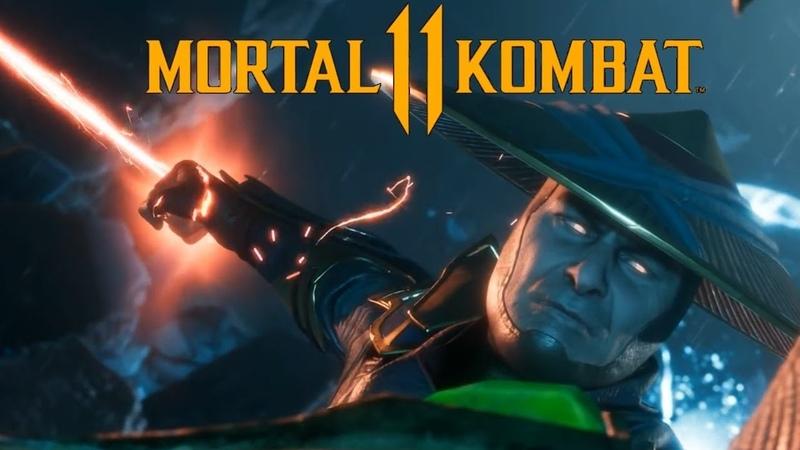 Mortal Kombat 11 Intro Cutscene