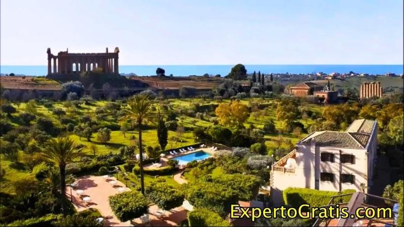 Hotel Villa Athena, Agrigento, Italy