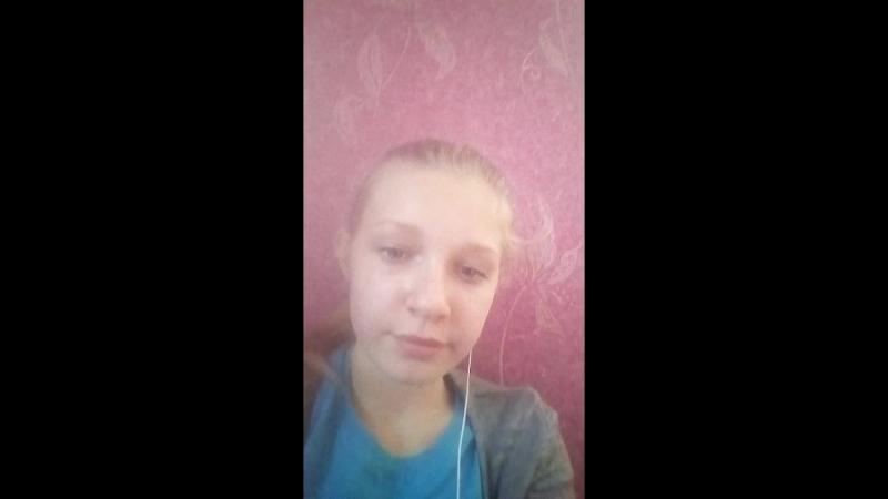 Виктория Комарова - Live