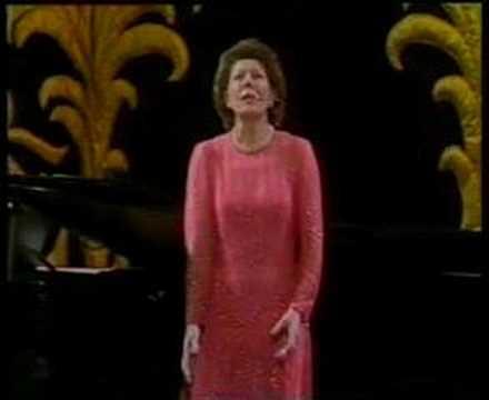 Dame Janet Baker Schubert's Die Junge Nonne