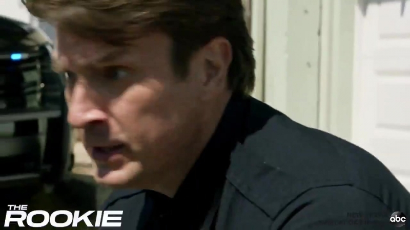 You have to work twice as fast and three times as hard. @NathanFillion is TheRookie, Tuesday, October 16 at 10|9c on ABC!