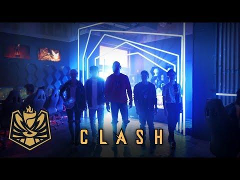 Сражайтесь впятером Побеждайте командой Clash League of Legends