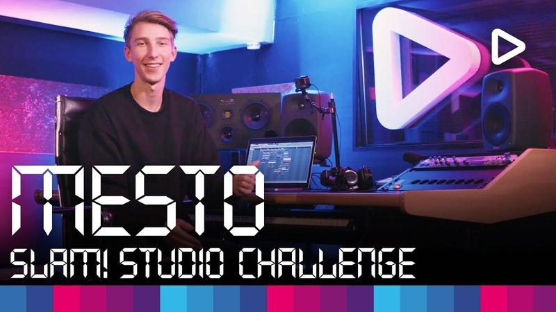 Mesto creates a track in 1 hour SLAM! Studio Challenge
