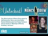 Unlocked! The Nancy Drew Podcast Episode 055