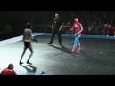 Бэтмен и Робин против Spider Man Полный ММА бой