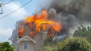 House Burns Down on Hatteras Island!! 8-23-18