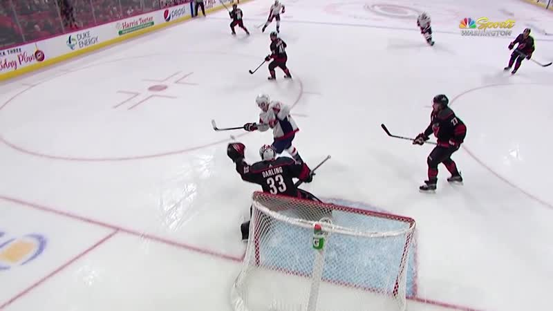 15.12.18.Ovechkin nets another hat trick, Caps prevail in SO