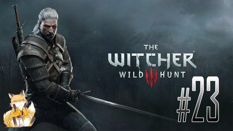 The Witcher 3 23 В поисках Трисс