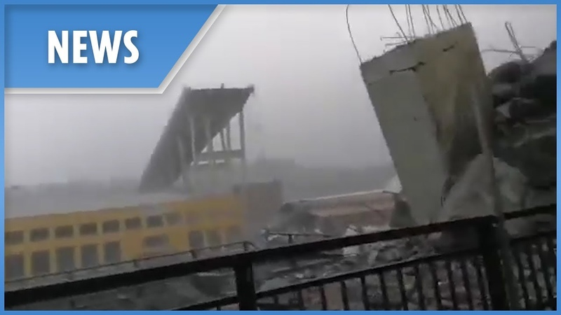 Genoa Bridge Collapse: what we know so far