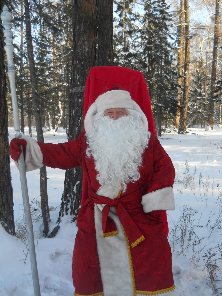Афиша Улан-Удэ В гости к Дедушке Морозу.