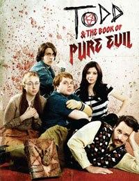 Смотреть фильм Тодд и книга чистого зла (1 сезон) онлайн бесплатно