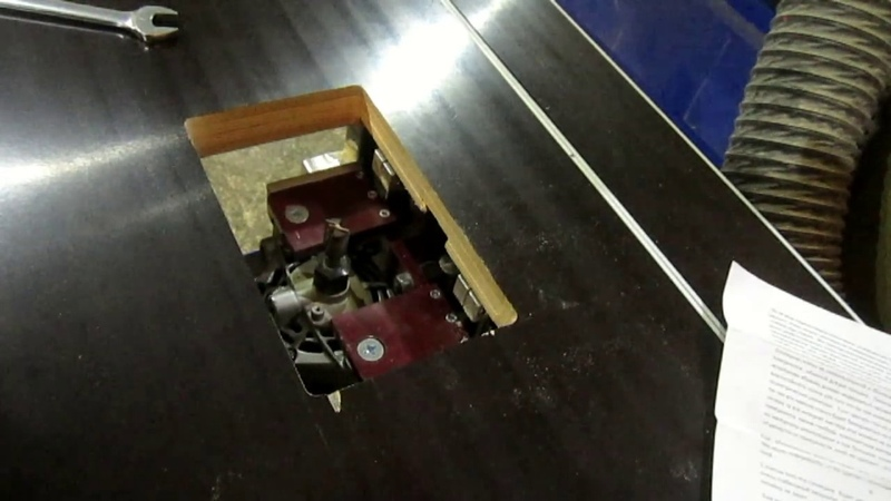 Стол для фрезера ,начало . Router table , DIY, part 1