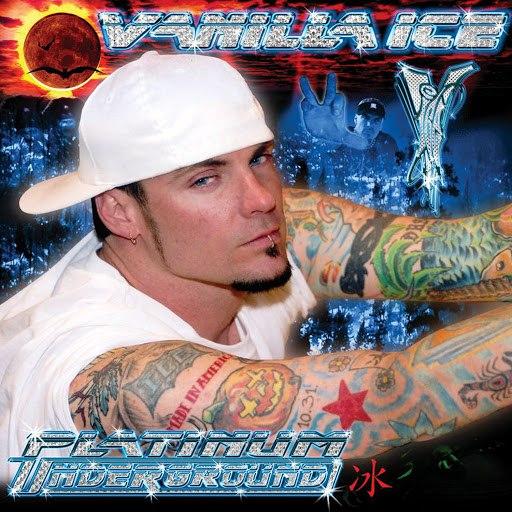Vanilla Ice альбом Platinum Underground
