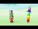 Numberblocks Odd Numbers Learn to Count