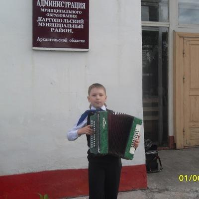 Никита Рытов, 22 марта 1999, Каргополь, id160628403