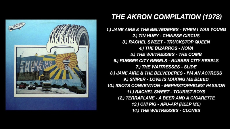 VA - The Akron Compilation (FULL COMPILATION 1978)