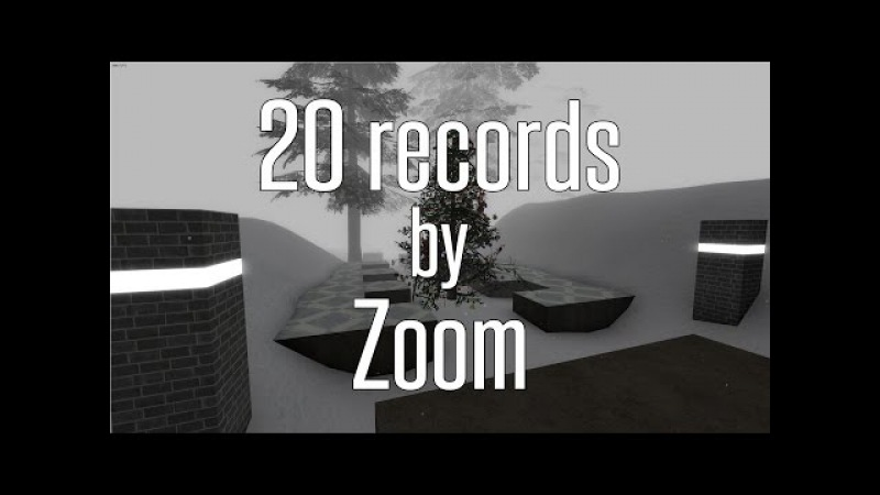 CS:GO - 20 HSW records by Zoom