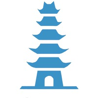 Логотип Фарфоровая пагода
