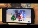 3D Live Photo Santa