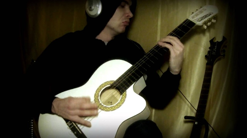 Nylon Strings with distortion Митол на нейлоне. Just for lulz