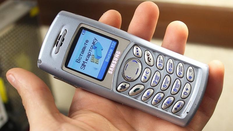Samsung SGH C110 Модернизация аккумулятора Мобильного телефона Cвоими руками