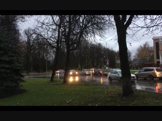 Движение на перекрестке улиц Карла Маркса, Кузнецкой и Плехановский посад