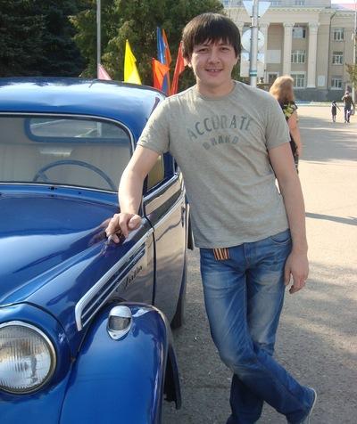 Ирек Смирнов, 13 февраля 1985, Уфа, id26800194