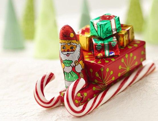Собрать новогодний подарок своими руками